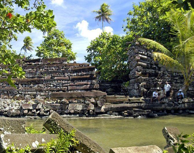 Каролинские острова: Загадка Нан-Мадола
